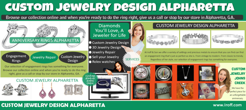 custom jewelry johns creek