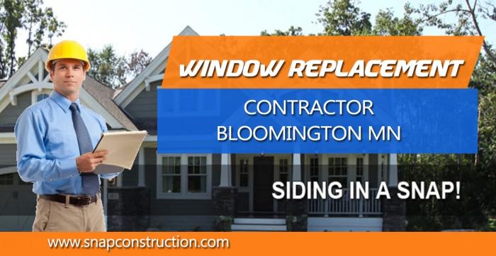 Window Replacement Contractor bloomington mn