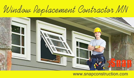 Window Replacement Contractor MN