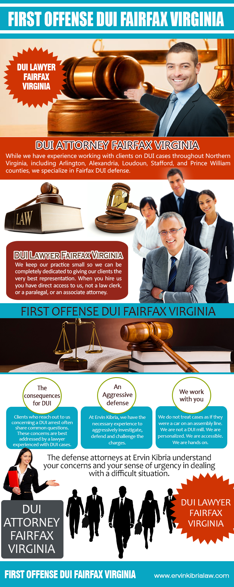 First Offense DUI Fairfax Virginia