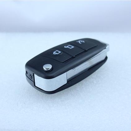 Getarnte Nachtsicht Kamera im Autoschlüssel Voll HD