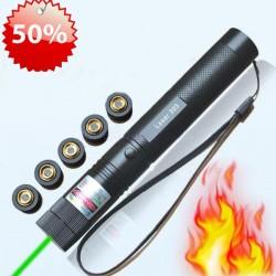 Laser Puissant Vert 10000mW
