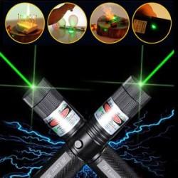 pointeur laser vert sur puissant 10000mW classe 4
