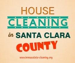 Cleaning Service in Santa Clara County, CA
