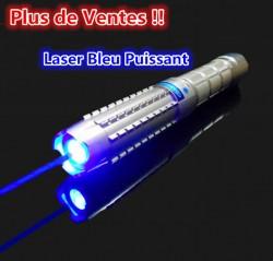 Pointeur Laser Bleu 10000mw Puissant Prix Pas