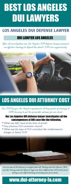 Best Los Angeles DUI Lawyers