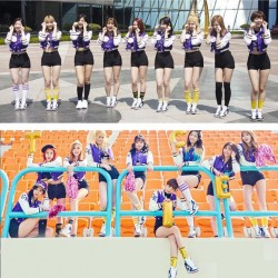 TWICE CHEER UP event live cosplay clothing selling