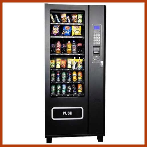 vending machine New Jersey