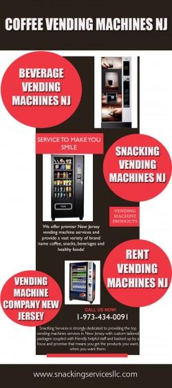 vending services NJ
