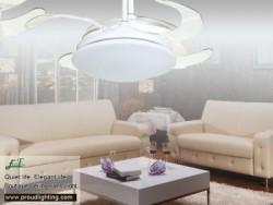 East Fan 42inch invisible Ceiling Fan with light item EF42236 | Ceiling Fan