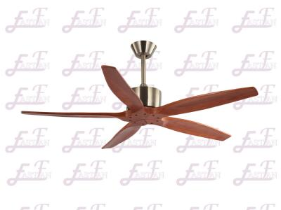 East Fan 52 inch nature wood modern ceiling Fans item EF52016 | Ceiling Fan