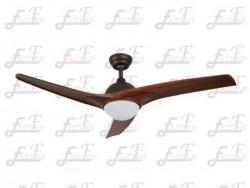 East Fan 52 inch Three Blade outdoor Ceiling Fan with light item EF52128 | Ceiling Fan
