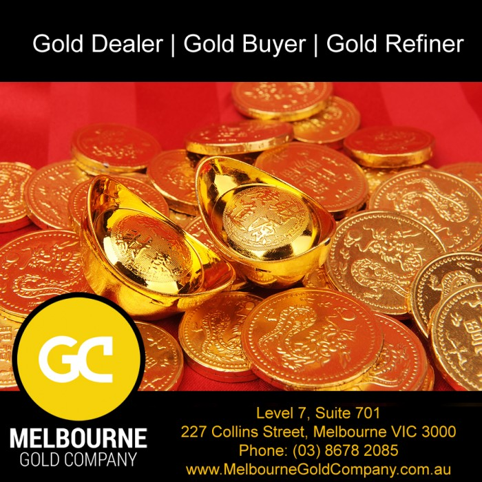 Cash for gold melbourne
