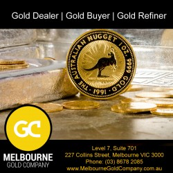 Sell silver bullion melbourne