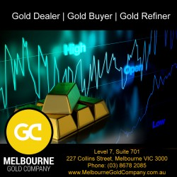 Buy gold bullion melbourne