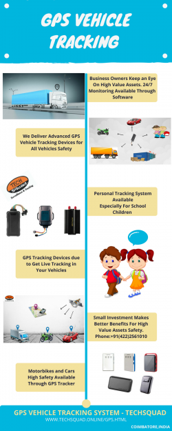GPS vehicle tracking system in coimbatore