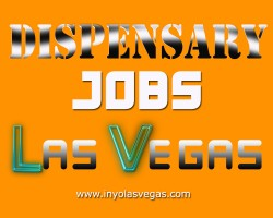 Dispensary Jobs Las Vegas