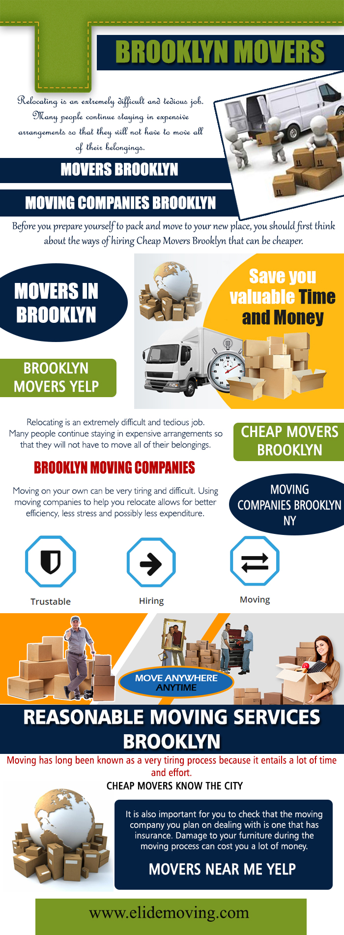 Moving Companies Brooklyn Ny