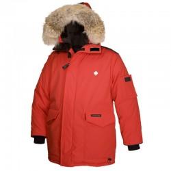 Canada Goose Men's Heli-Arctic Parka In Red
