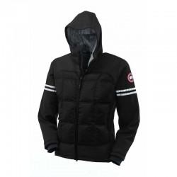 Canada Goose Men's Hybridge Hoody In Black
