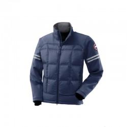 Canada Goose Men's Hybridge Jacket In Blue