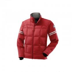 Canada Goose Men's Hybridge Jacket In Red