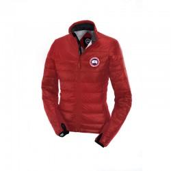 Canada Goose Men's Hybridge Lite Jacket In Red