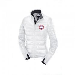 Canada Goose Men's Hybridge Lite Jacket In White