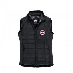 Canada Goose Men's Hybridge Lite Vest In Black