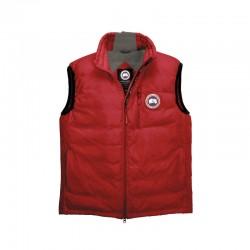 Canada Goose Men's Hybridge Lite Vest In Red