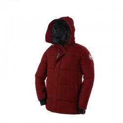 Canada Goose Men's Macmillan Parka In Red