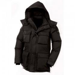 Canada Goose Men's Manitoba Jacket In Black