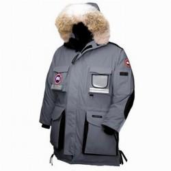 Canada Goose Men's Snow Mantra Parka In Grey