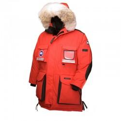 Canada Goose Men's Snow Mantra Parka In Red