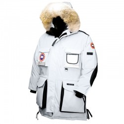 Canada Goose Men's Snow Mantra Parka In White