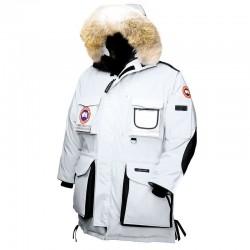 Canada Goose Men's Snow Mantra Parka In White