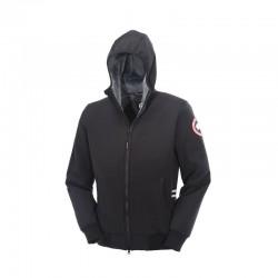 Canada Goose Men's Tremblant Full Zip Hoody In Black