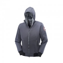 Canada Goose Men's Tremblant Full Zip Hoody In Grey
