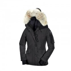 Canada Goose Women's Montebello CG55 Parka In Black
