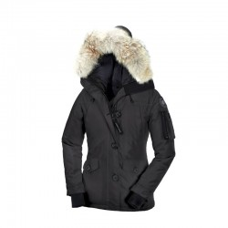 Canada Goose Women's Montebello Parka In Black