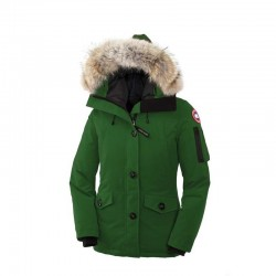 Canada Goose Women's Montebello Parka In Green