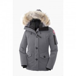 Canada Goose Women's Montebello Parka In Grey