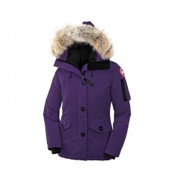 Canada Goose Women's Montebello Parka In Purple