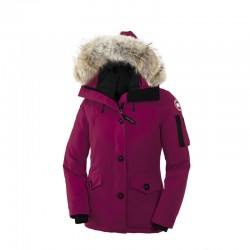 Canada Goose Women's Montebello Parka In Rose