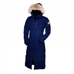 Canada Goose Women's Mystique Parka In Blue