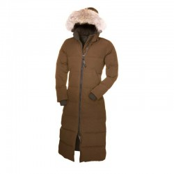 Canada Goose Women's Mystique Parka In Coffee