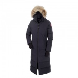 Canada Goose Women's Mystique Parka In Navy Blue