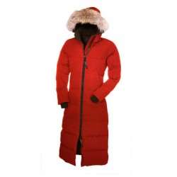 Canada Goose Women's Mystique Parka In Red