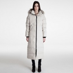 Canada Goose Women's Mystique Parka In White