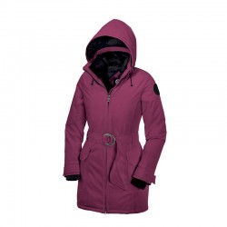Canada Goose Women's Palliser Coat In Purple